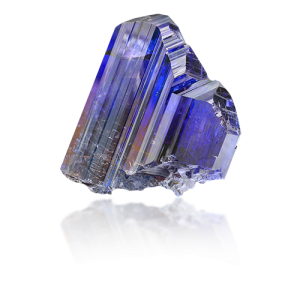 Tanzanite Rough ICA | GemLab