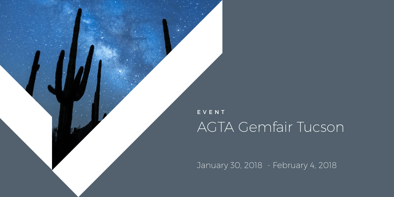 ICA | Gemlab @ the AGTA Gemfair Tucson on 30 Jan 2018 – 4 Feb 2018